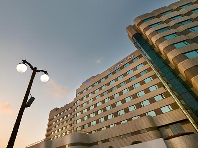 チェジュ・オリエンタルホテル