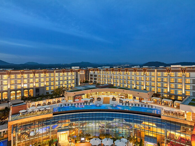 済州神話ワールドホテルズ&リゾーツ