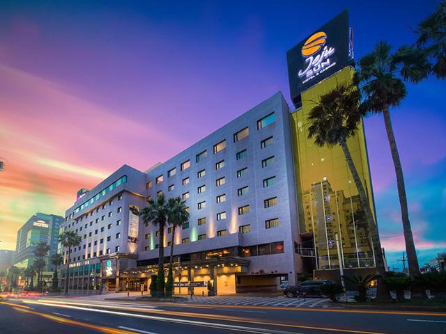 済州サンホテル