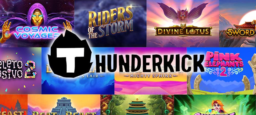 サンダーキック(thunderkick)
