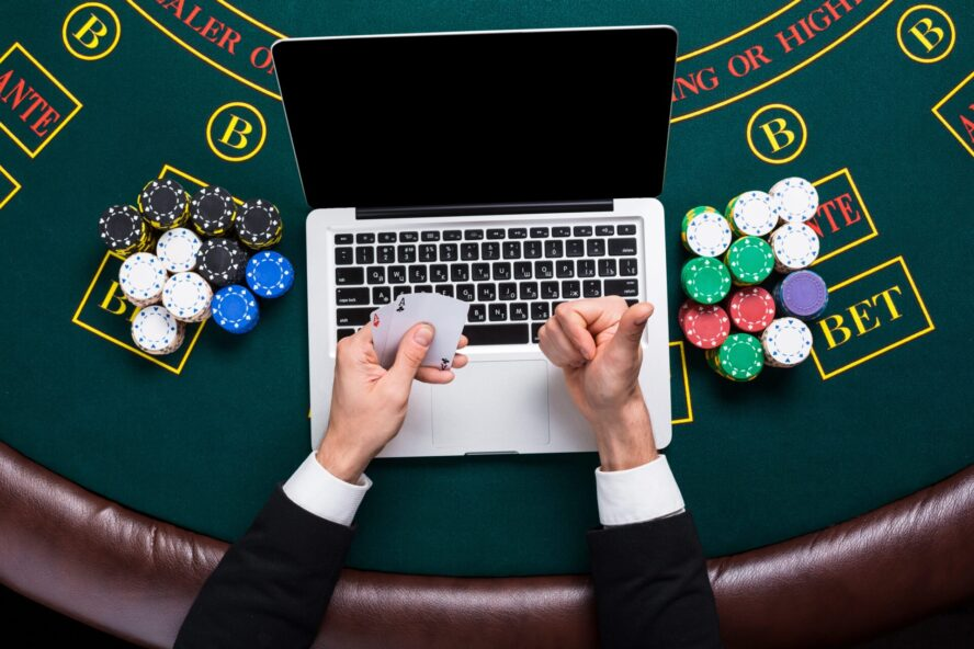 法律的に問題のないオンラインカジノとそうでない場合の見分け方
