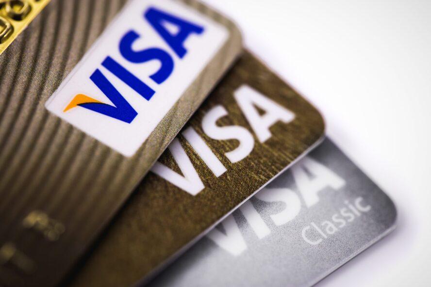 オンラインカジノの入金でVISAクレジットカードって使えるの?